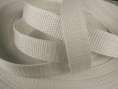 SMETANOVÝ popruh polypropylénový šíře 10mm PP popruh 1cm
