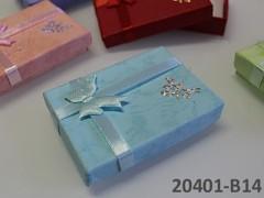 Dárková krabička 50/70/15 SV.TYRKYSOVÁ