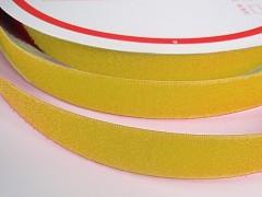 Suchý zip šíře 25mm žlutý KOMPLET