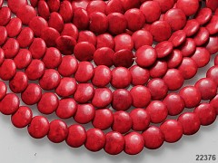 ČERVENÝ HOWLIT lentilky přírodní materiál