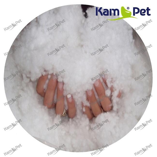 Polyesterové kuličky role 10-12kg, á 1kg