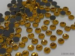 Nažehlovací kamínky TM.ŽLUTÉ 3-4mm, bal. 1,5g