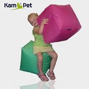 Sedací taburet KamPet Cube 35 RINS
