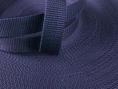 MODRÝ TMAVĚ popruh polypropylénový šíře 20mm PP popruh 2cm