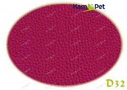 Růžová cyklámová koženka cyklámová D32  látka čalounická koženka