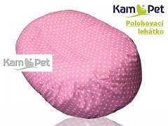 Polohovací hnízdečko pro miminko č. 1 KamPet Classic 100% bavlna