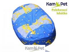 Polohovací hnízdečko pro miminko č. 2 KamPet Classic 100% bavlna