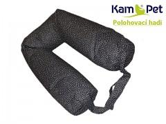 Polohovací had KamPet Classic volitelná délka á 10cm 100% bavlna