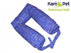 Polohovací had KamPet Classic 3,5m 100% bavlna