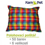 Polohovací polštář KamPet 20/40 Classic 100% bavlna