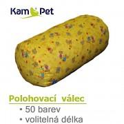 Polohovací válec Ø50 volitelná délka KamPet Classic 100% bavlna