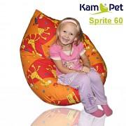 Sedací vak KamPet Sprite 60 Classic 100% bavlna