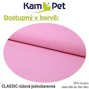 Sedací vak KamPet Sprite 110 Classic růžový