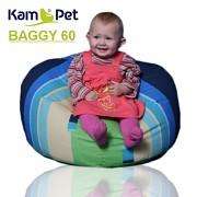 Sedací vak KamPet Baggy 60 Classic 100% bavlna