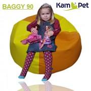 Sedací vak KamPet Baggy 90 Classic 100% bavlna