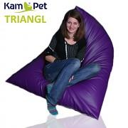Sedací vak KamPet Triangl 140 Classic 100% bavlna