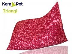 Sedací vak KamPet Triangl 170 Classic 100% bavlna