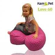 Sedací vak KamPet Love 60 Classic 100% bavlna