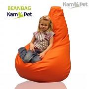 Sedací vak Beanbag 110 KamPet Comfort ekokůže