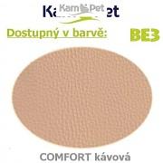 Sedací vak Beanbag 110 KamPet Comfort barva BE3 kávová