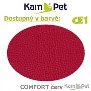 Sedací vak Beanbag 110 KamPet Comfort barva CE1 červená
