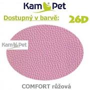 Sedací vak Beanbag 110 KamPet Comfort barva 26D růžová