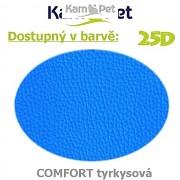 Sedací vak Beanbag 110 KamPet Comfort barva 25D tyrkysová