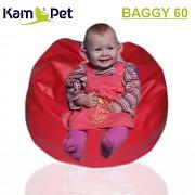 Sedací vak Baggy 60 KamPet Comfort ekokůže