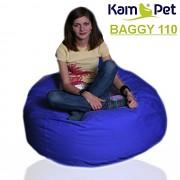 Sedací vak Baggy 110 KamPet Comfort ekokůže