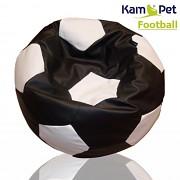 Sedací vak KamPet Football 110 COMFORT černobílý