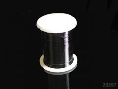 Bižu drátek ČERNÝ 0.3mm, cívka 10m