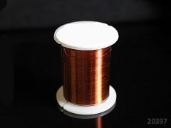 Bižu drátek HNĚDÝ 0.3mm, cívka 10m