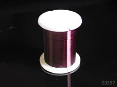 Bižu drátek FIALOVÝ 0.3mm, cívka 10m
