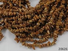 Přírodní minerál CHOCOLAT  JASPER (chipsy)