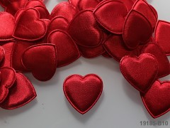 Aplikace srdce 30/30 červené, bal. 5ks
