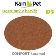 Polohovací had 2m KamPet Comfort barva D3 karamel