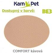 Polohovací had á 10cm KamPet Comfort barva BE3 kávová