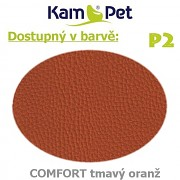 Polohovací had á 10cm KamPet Comfort barva P2 tm.oranž