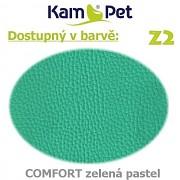 Polohovací had á 10cm KamPet Comfort barva Z2 zelená
